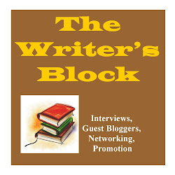 I'm Featured on The Writer's Block!