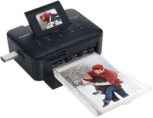 Canon SELPHY CP800 Black Compact Photo Printer (4350B001)