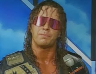 WWF / WWE - Summerslam 1992: Bret Hart had some words for Brother-in-law Davey Boy Smith