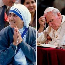 Santa Teresa de Calcuta. Firmado por el Papa Francisco  ayer 17-12-15 El Decreto de su II Milagro.