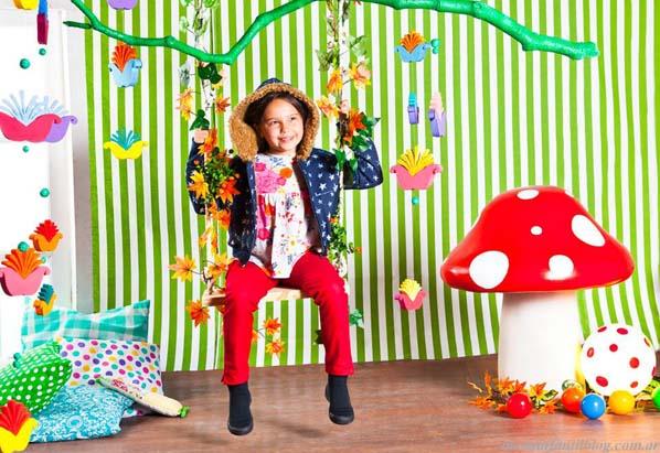 camperas para niñas otoño invierno 2014