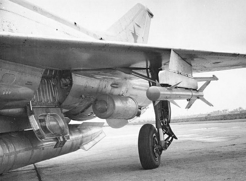 military aviation missile north vietnam