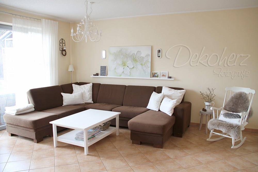 Wohnzimmer ideen braune couch ihr traumhaus ideen - Ideen wohnzimmer ...