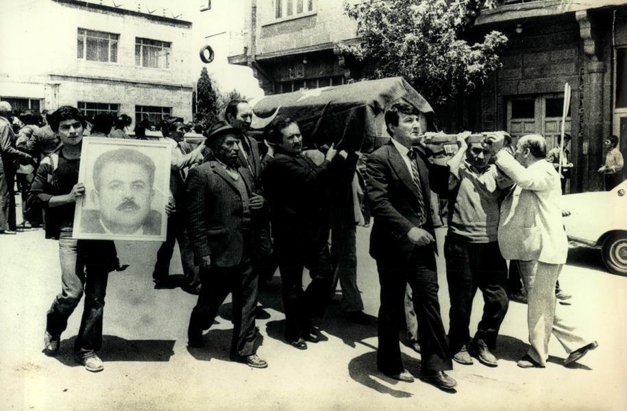 Zeki tekiner cinayeti 17 haziran 1980