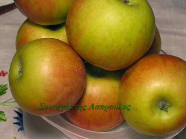 Chutney μήλων με μέντα