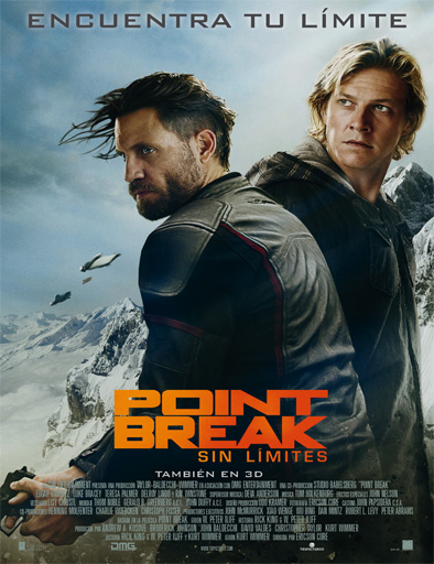 Ver Punto de quiebre (Point Break) (2015) Online
