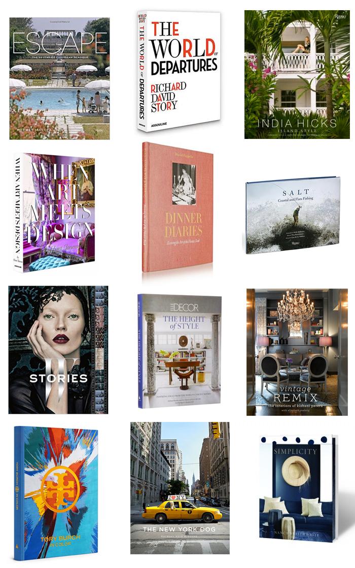 coffee table books on my radar - holy city chic