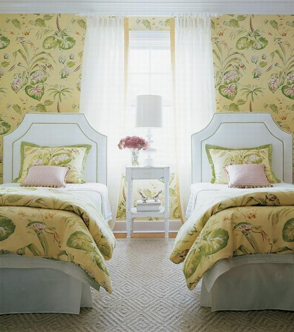 Ally interiors stylish bedrooms for French country style beds
