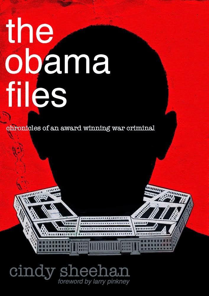 http://www.cindysheehanssoapbox.com/the-obama-files.html
