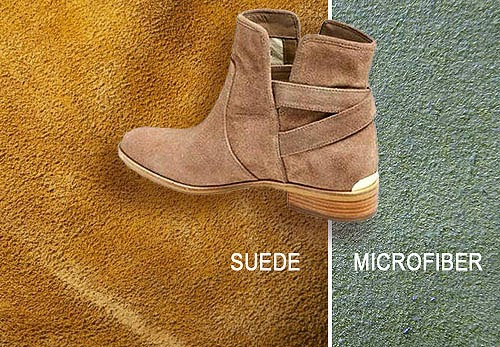 Apa Itu Suede Leather