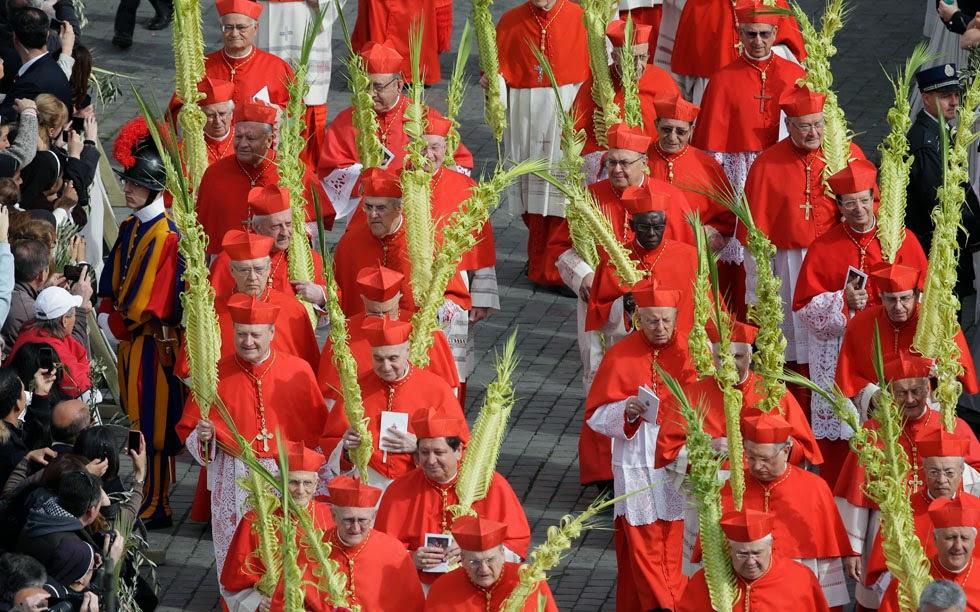 I LIKE PLAYERS: Domenica delle Palme, papa Francesco inaugura i ...