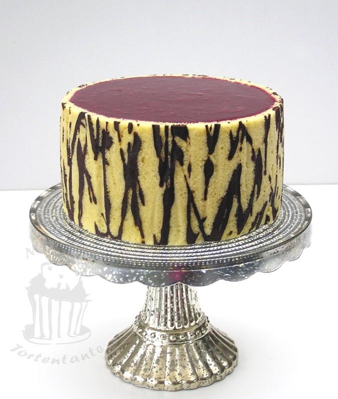 sweet dreams bernd siefert dekor biskuit Himbeer Sahne Torte