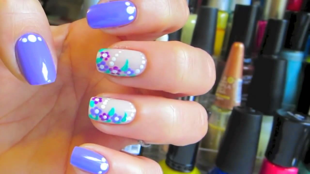 Stylevia easy 3 nail art designs with followers style new spring easy 3 nail art designs with followers style new spring summer 2014 prinsesfo Gallery