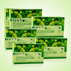 Noni Black Hair Magic - Paket Reseller 6 Box