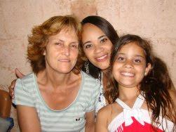 Eu ,Edina e Giovanna