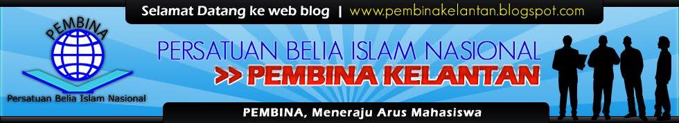 PEMBINA | Kelantan