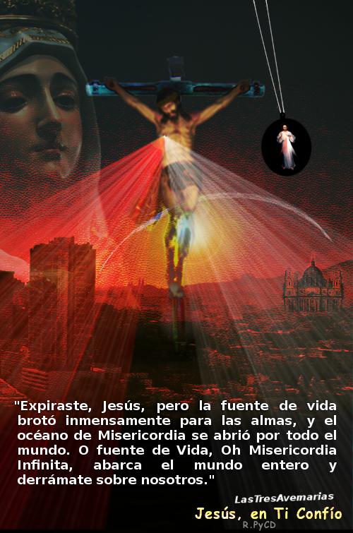 cruz y madre de dios