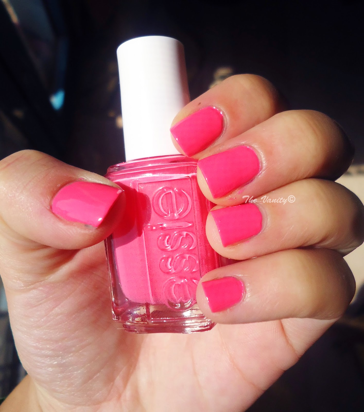 Essie Nail Polish In Nice Package Review