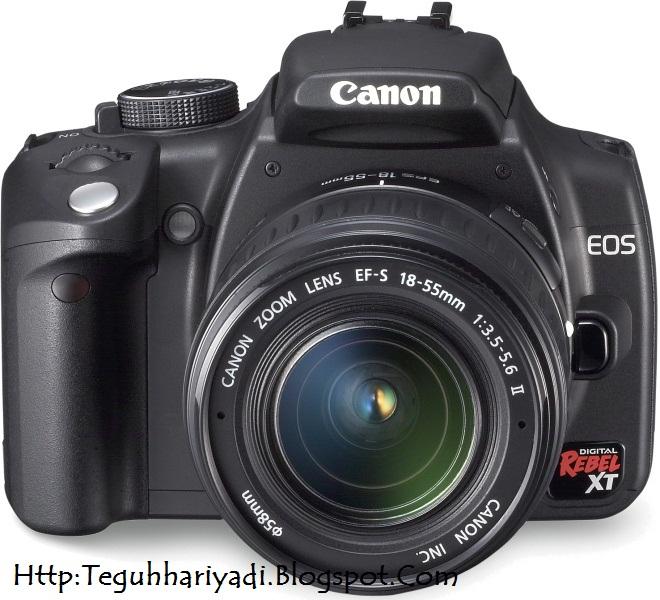 Harga Kamera Canon Digital Terbaru 2012