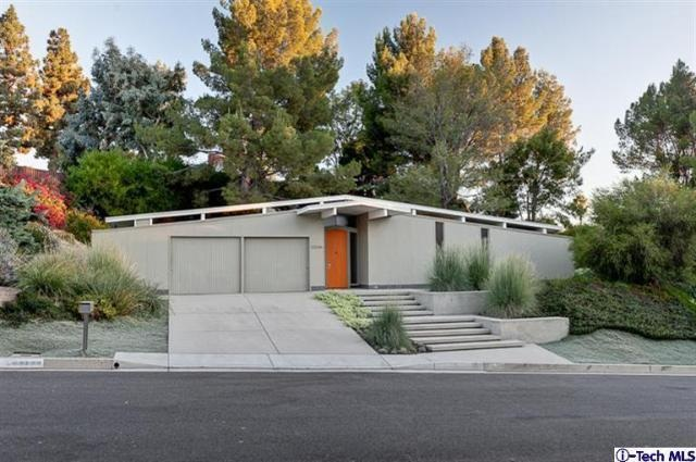 Mid Century Modern Eichler Homes Available for Purchase | San Fernando