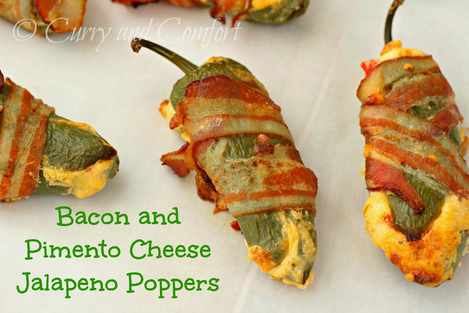 Kitchen Simmer: Bacon and Pimento Cheese Jalapeno Poppers