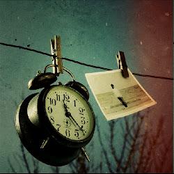 No encuentro la hora de que nos queden recuerdos.