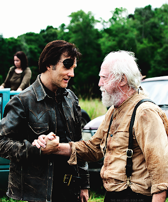 The Walking Dead - 4x08 Too Far Gone - Commento