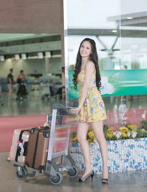 Mai Phương Thúy là một trong những mỹ nhân Việt có phong cách thời trang sân bay tạo nên sức hút ở sự hòa hợp với bối cảnh, trang phục tôn vóc dáng và giúp người mặc trở nên xinh đẹp hơn.