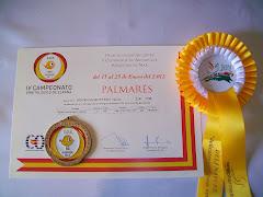 PREMIOS NACIONAL 2012