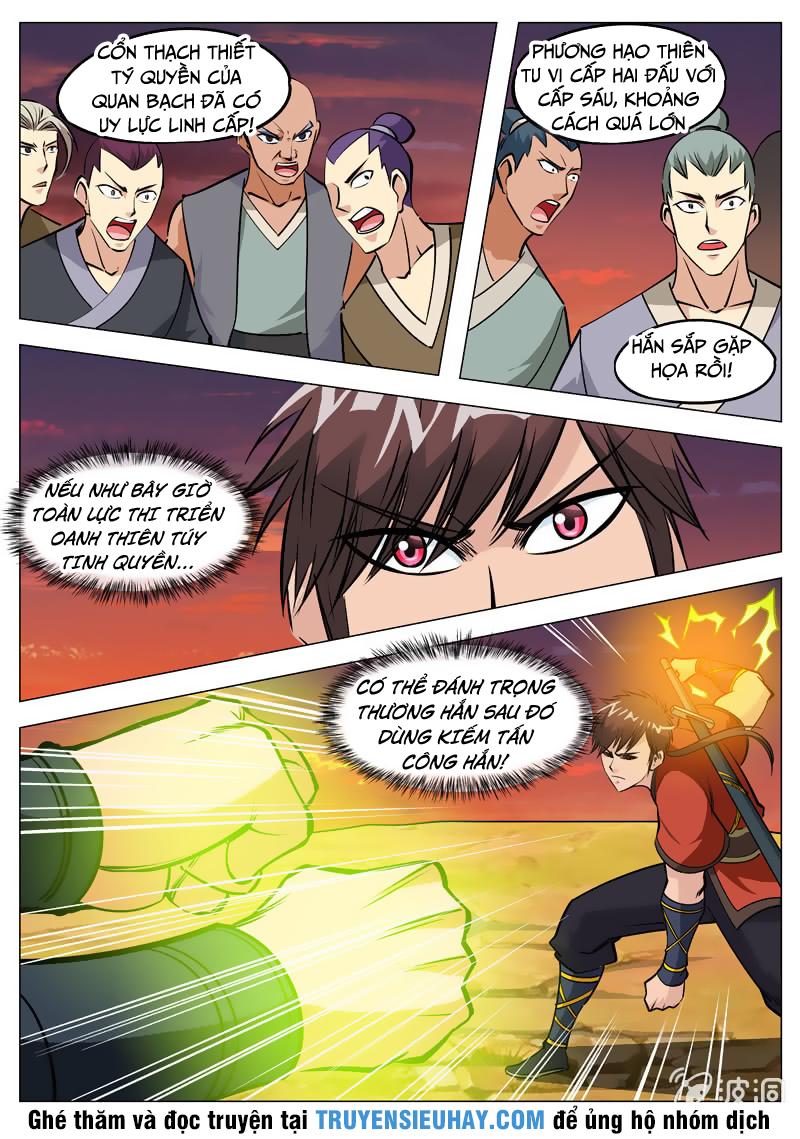 Đại Kiếm Thần chap 141 - Trang 4