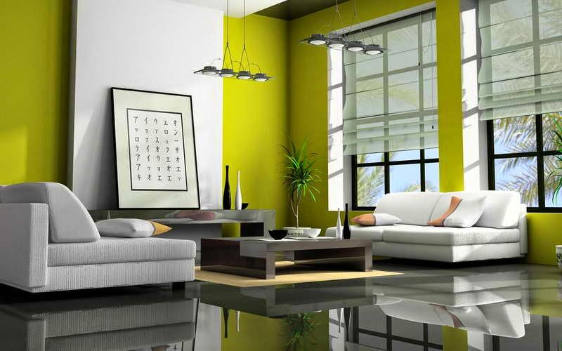 Kombinasi warna Agar Rumah Tampak Luas