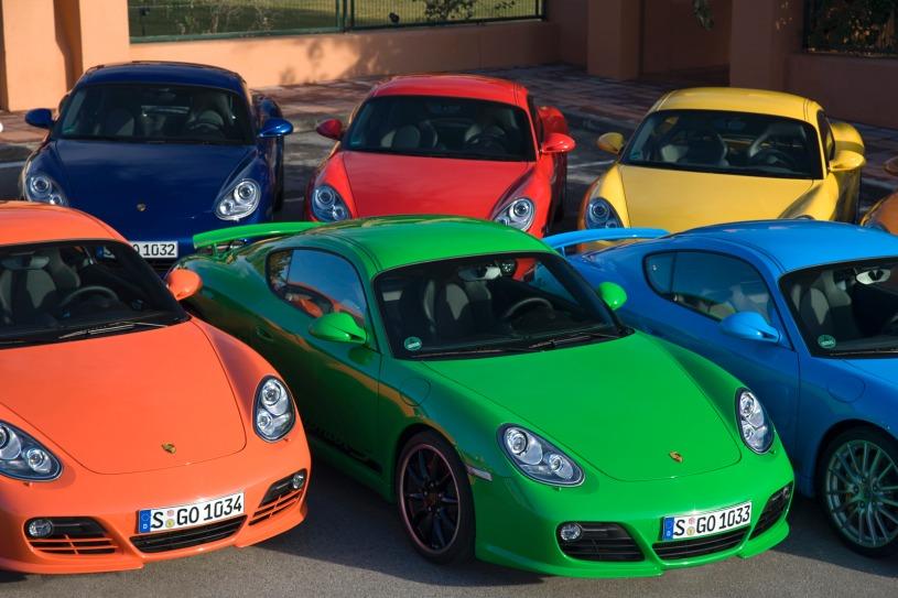 News Cras Live Steaming 2009 Porsche Cayman S Pdk Pictures