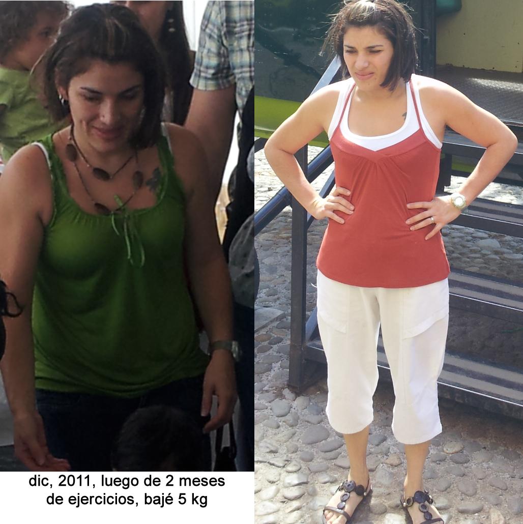 Una dieta para adelgazar 5 kg en dos semanas Para Aumentar
