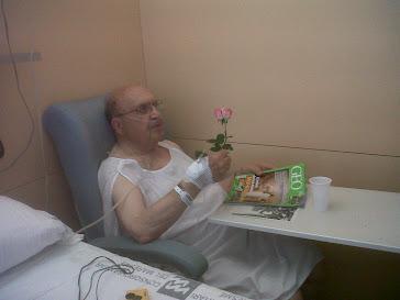 Mn. Raimon en el Hospital