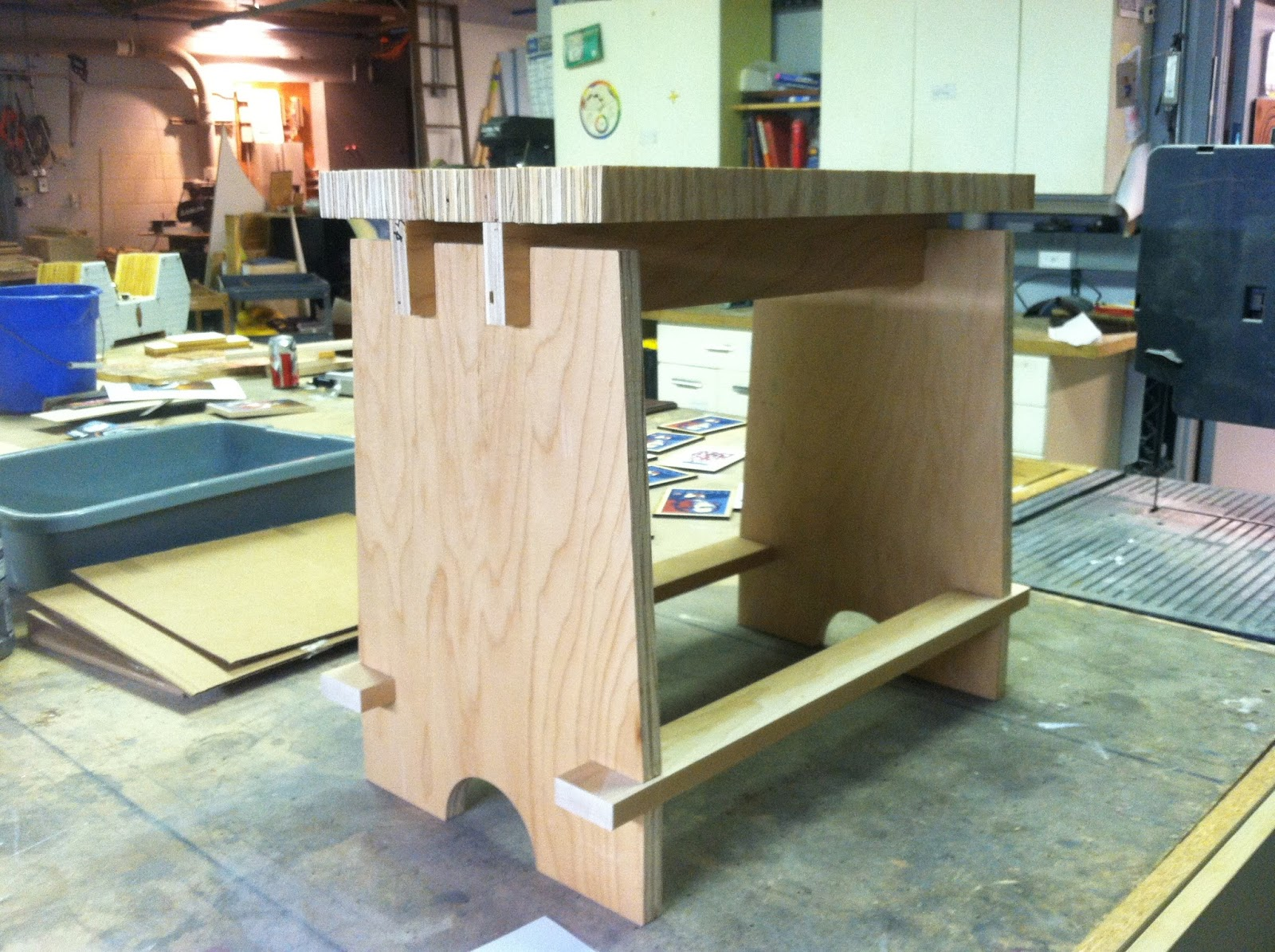 Make This Bench Intro To Woodworking Class At Hammerspace Saturday