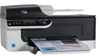 HP Officejet J4550 Driver Free Download