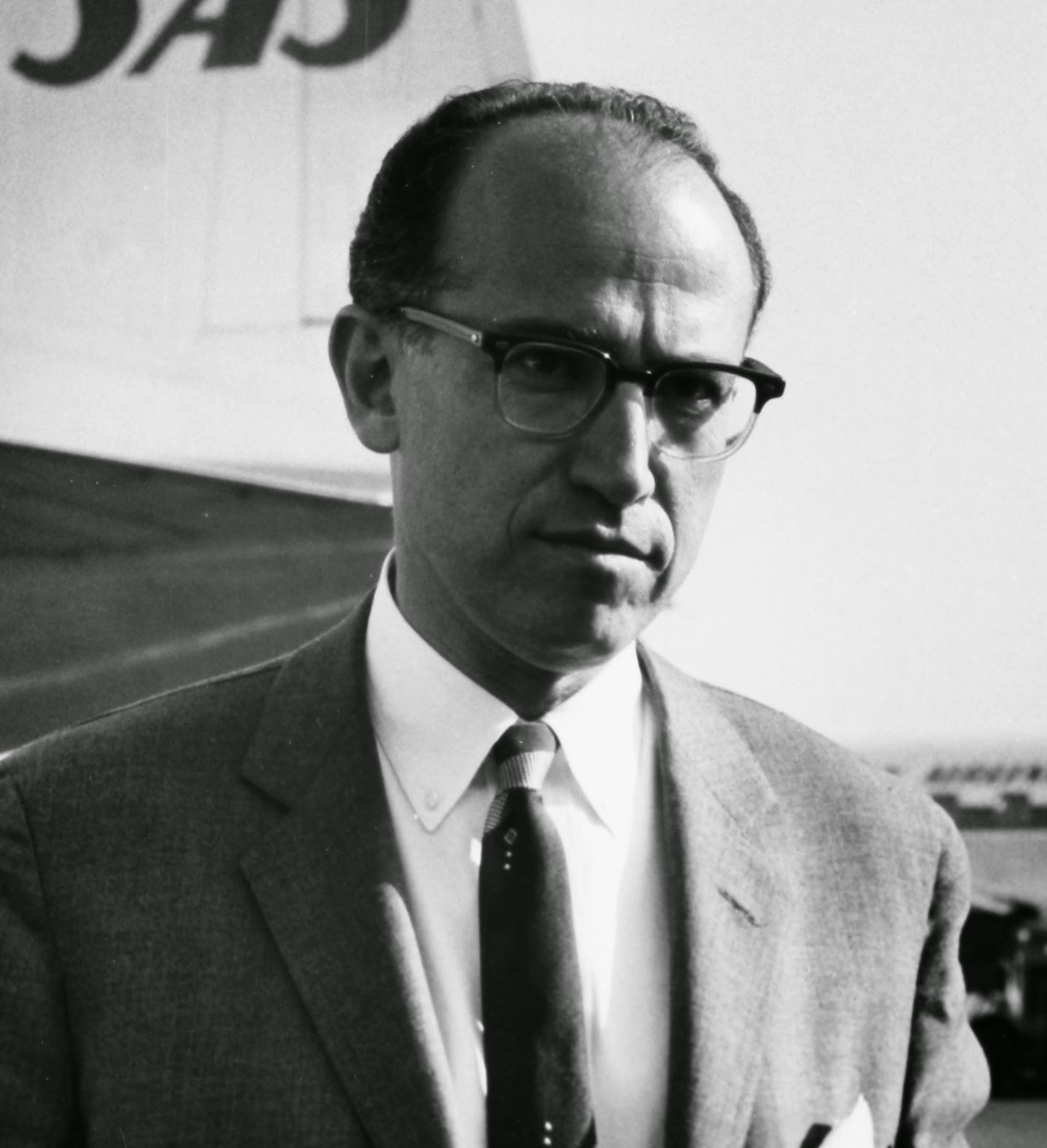 Jonas Salk, descubridor da vacina da polio