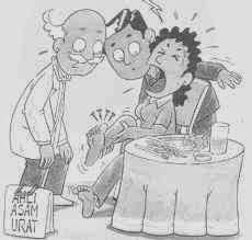 obat alami asam urat, asam urat, Cara Mengobati Penyakit Asam Urat