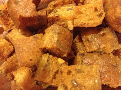 gluten free croutons