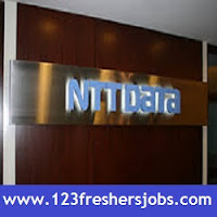 NTTDATA Freshers Off Campus Drive 2015