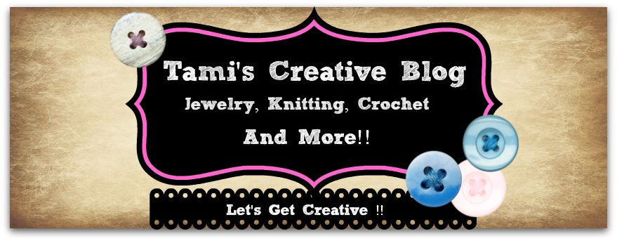 Tami's Creative Blog