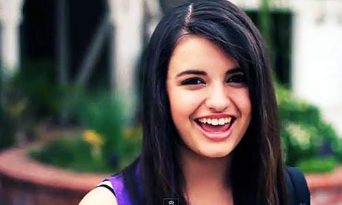 rebecca black smile