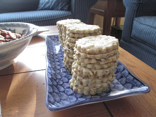 Gorgonzola And Pistachio Shortbread Recipes — Dishmaps