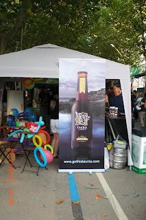 stand de la Fira de Cerveses Artesanes del Poblenou