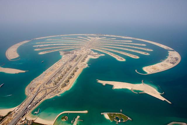 Top Places: Palm Deira / Jumeirah, The Biggest Artificial Archipelago