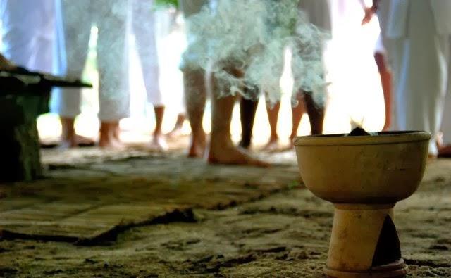 defumação na umbanda