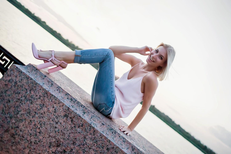 Фото не популярных блондинок 7 фотография