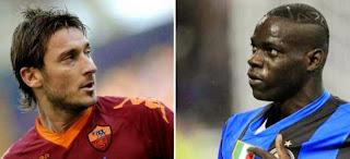 Francesco Totti: Menasehati Mario Balotelli Adalah Mustahil