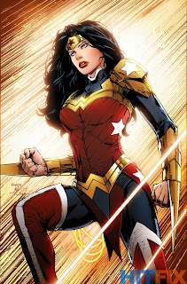 Cover of Wonder Woman #41 from DC Comics