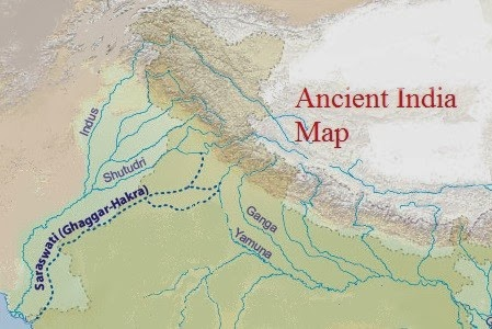 River Saraswati Lost River And on 12 Early Civilizations